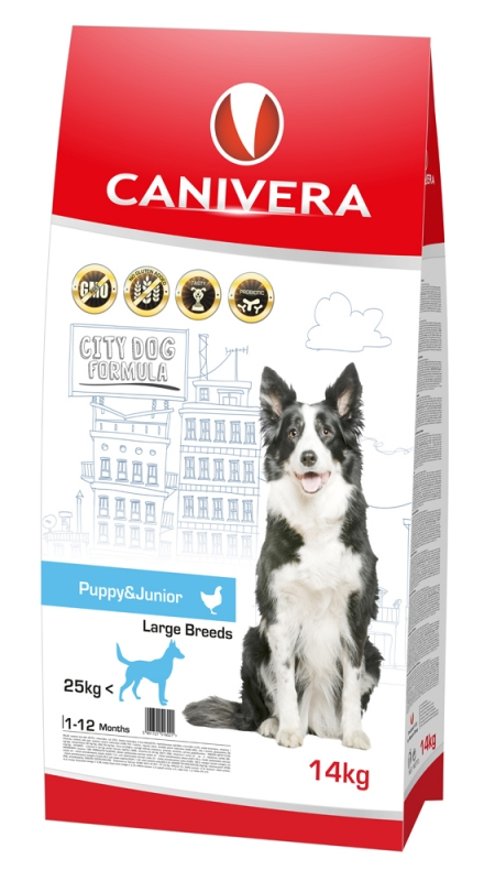 Canivera Puppy&Junior Large Breeds